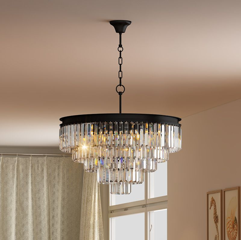 Cheap fringe chandelier, Buy Quality chrome light directly from ...