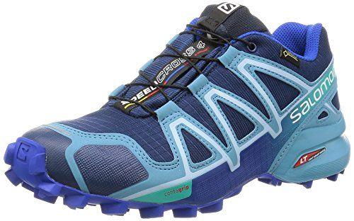 Gtx Salomon Trail Speedcross Running Shoes Blue Depth Womens 4 IYv7yfmb6g