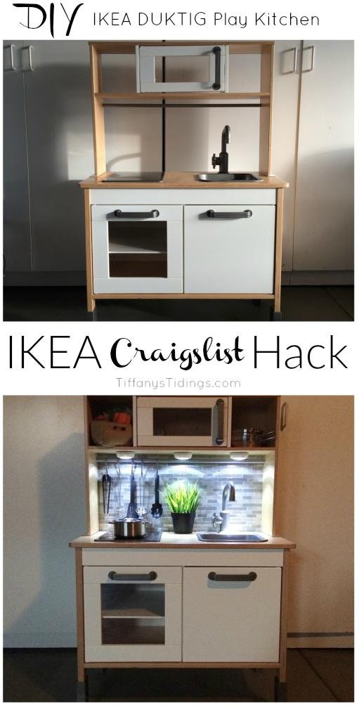 Craigslist ikea duktig hack tiffanys tidings craft for Craigslist ikea furniture