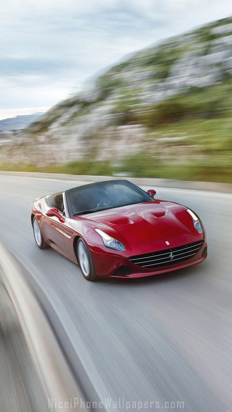 ferrari california t iphone 66 plus wallpaper - Ferrari 488 Iphone Wallpaper