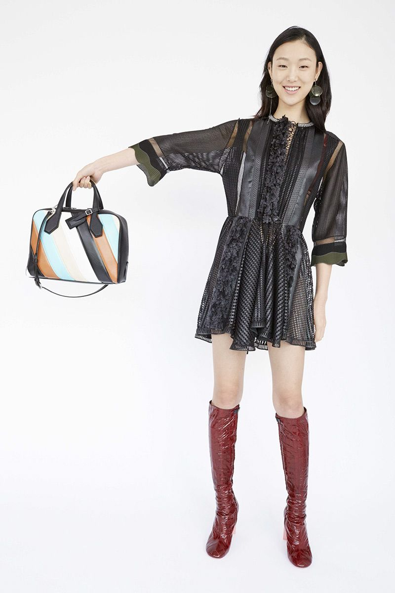 Louis Vuitton Spring 2015   The Flow by Juergen Teller [Details]