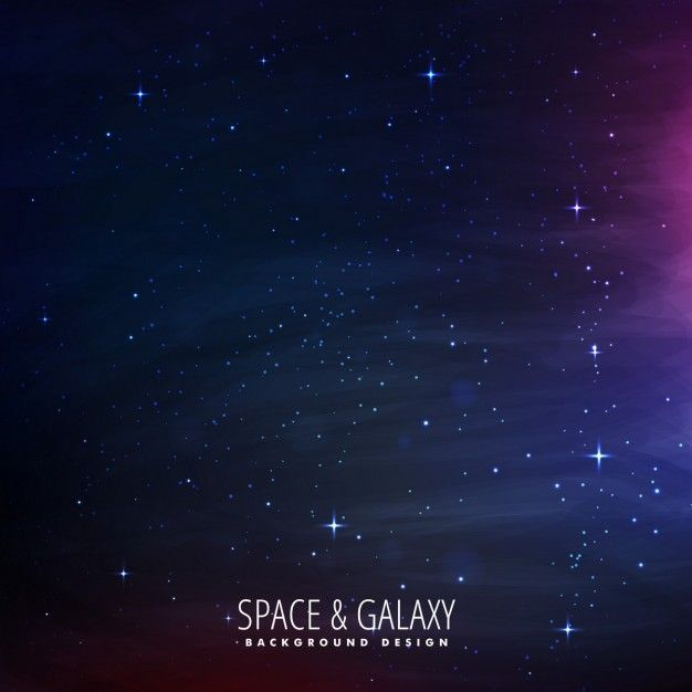 Stars Filled Space Background Free Vector Space Backgrounds Vector Free Powerpoint Free