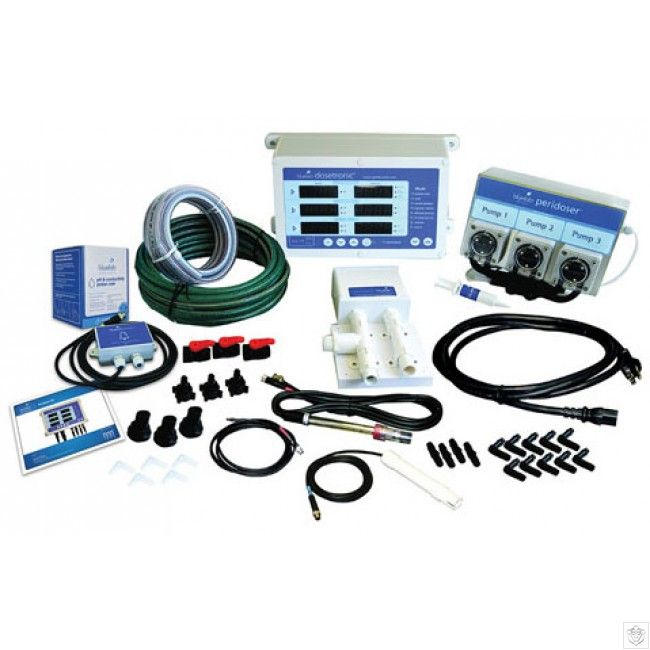 Dosetronic® Nutrient Controller Complete Kit Including