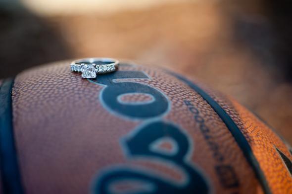 Love & Basketball :  wedding jewelry CHP 7946