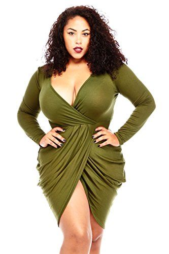 reputable site modern design hot-selling latest Plus Size Clubwear Dresses | Clubwearspot | TRAJES in 2019 ...