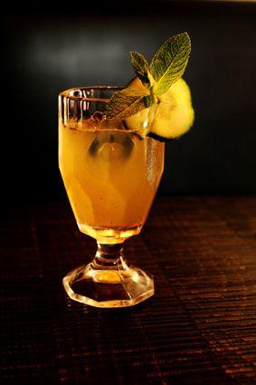 Cocktail Minze Limette