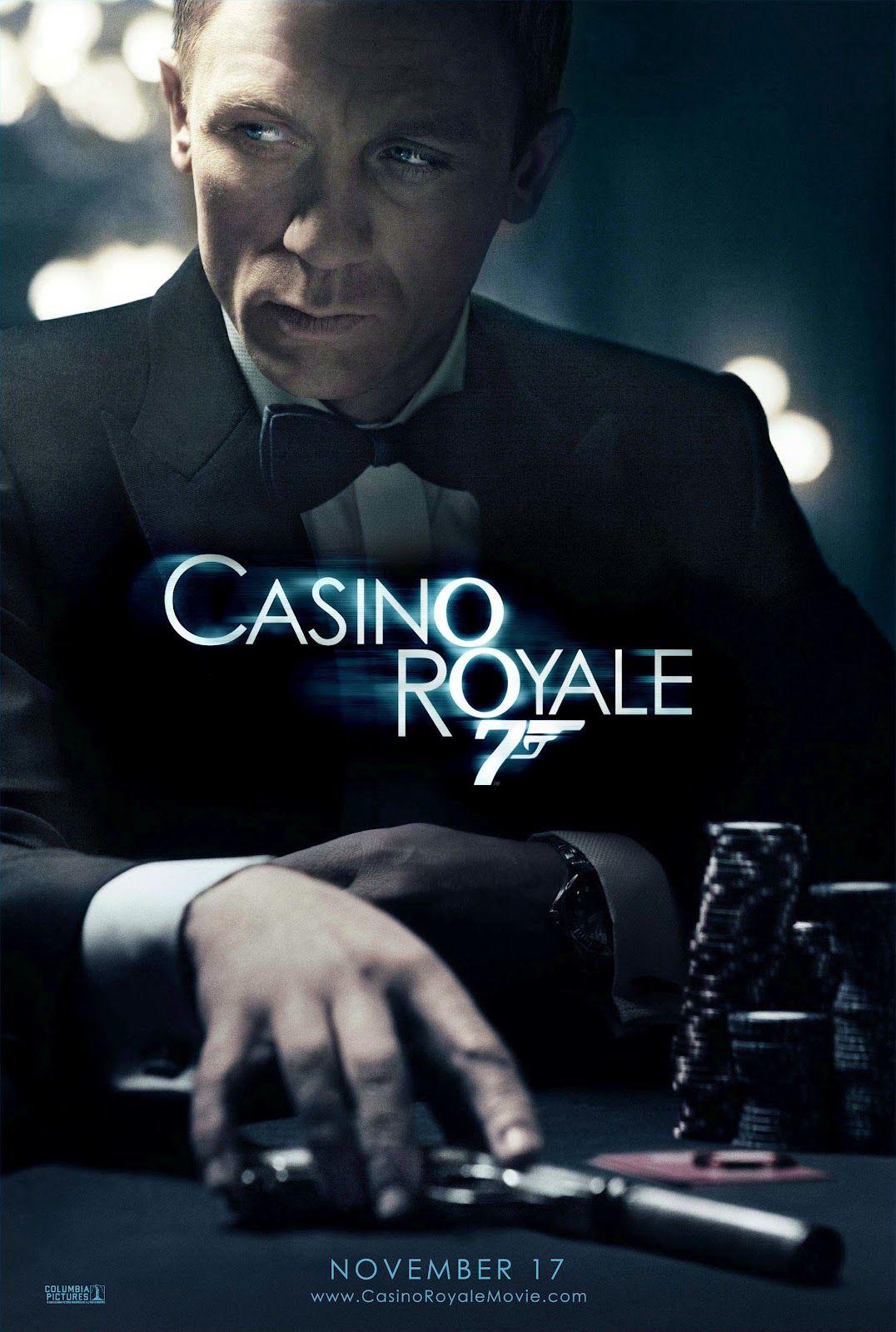 Movie Poster Art James Bond The Daniel Craig Years 2006 2012