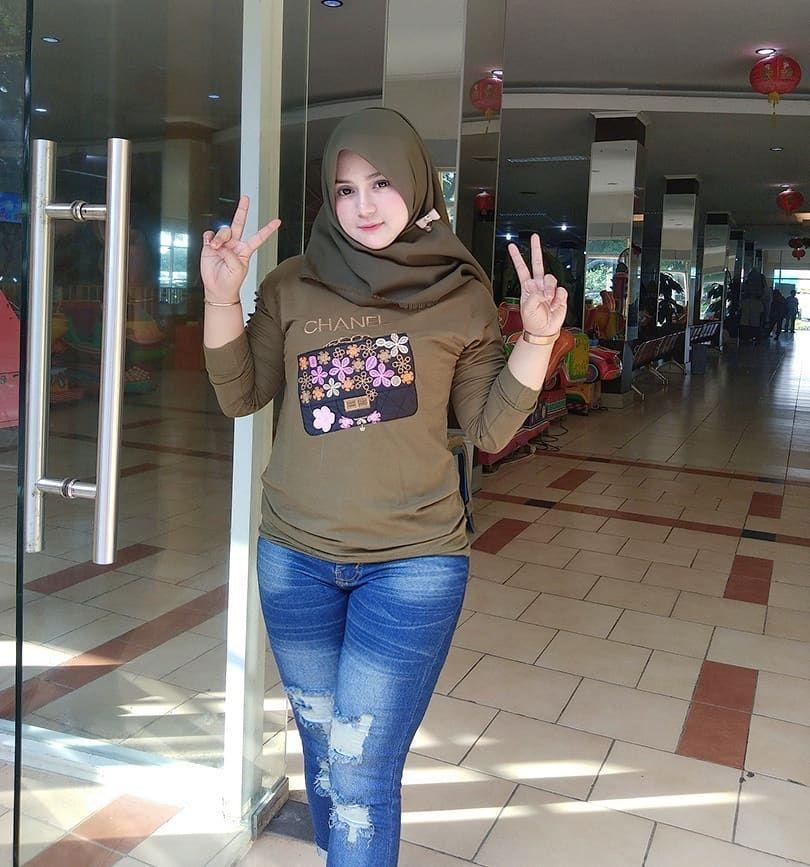 Pin di jilbab cute