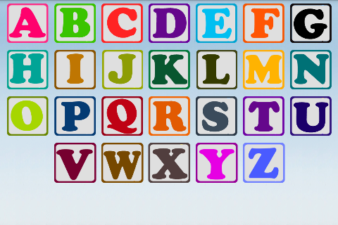 learn alphabet abc for kids and toddlers is designed for your kids to learn alphabets - Alphabet Pictures For Kids