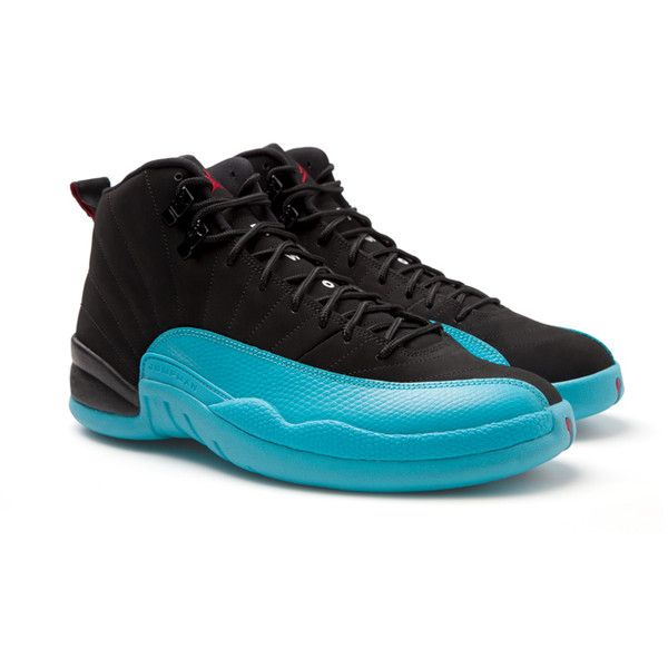 Air Jordan 12 shoes-Cheap Men\u0027s Nike Air Jordan 12 Retro Gamma Blue-Black-Gym  Red For Sale from official Nike Shop.