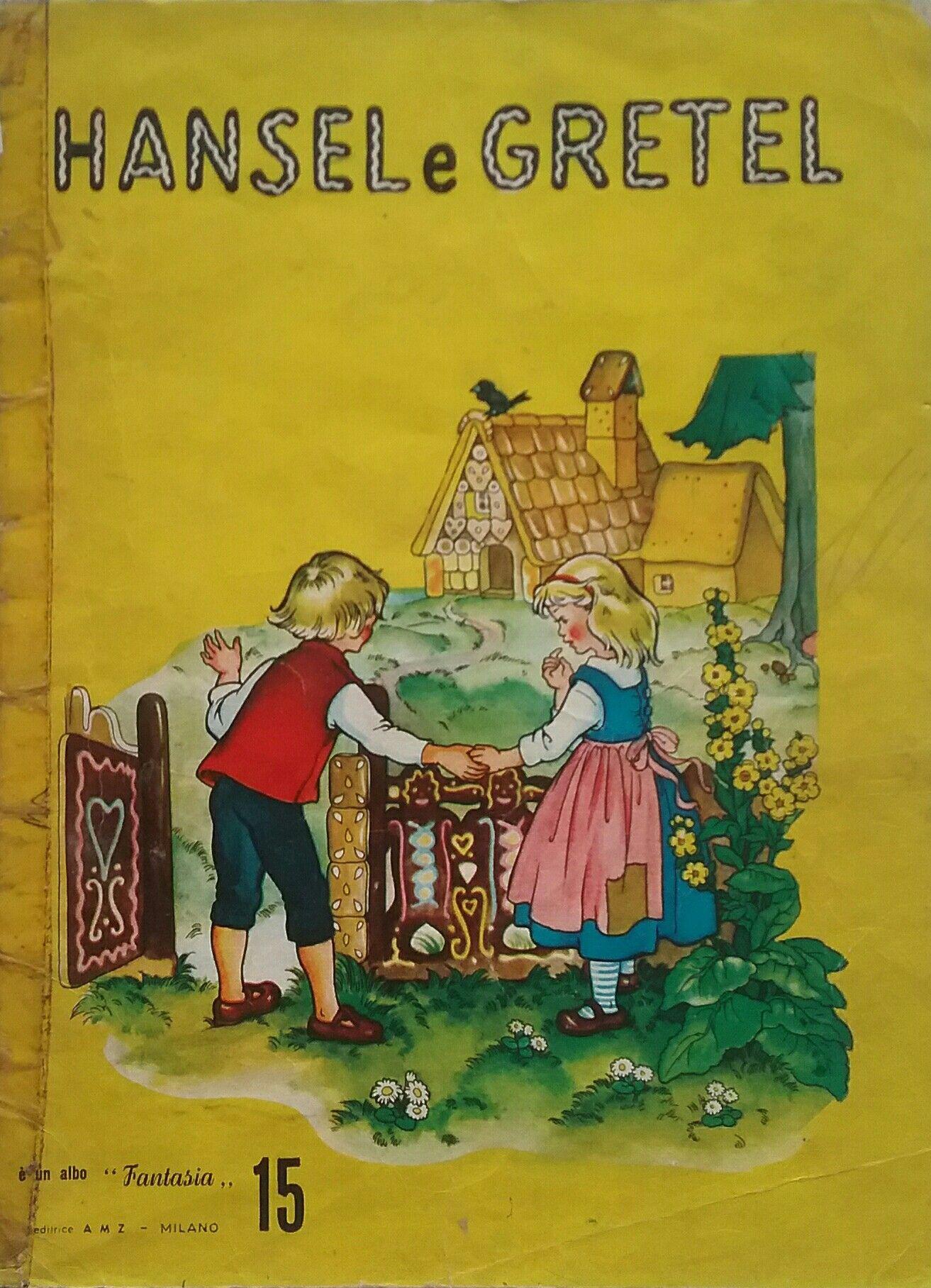 Hansel e gretel libri e riviste per bambini fumetti art e