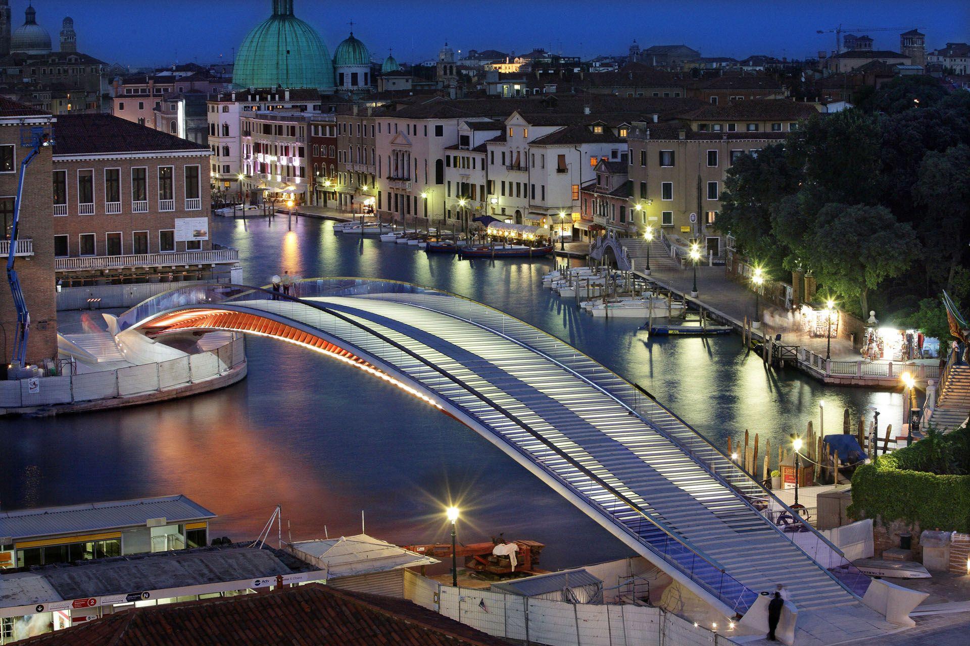 calatrava bridge venice photos - photo#24