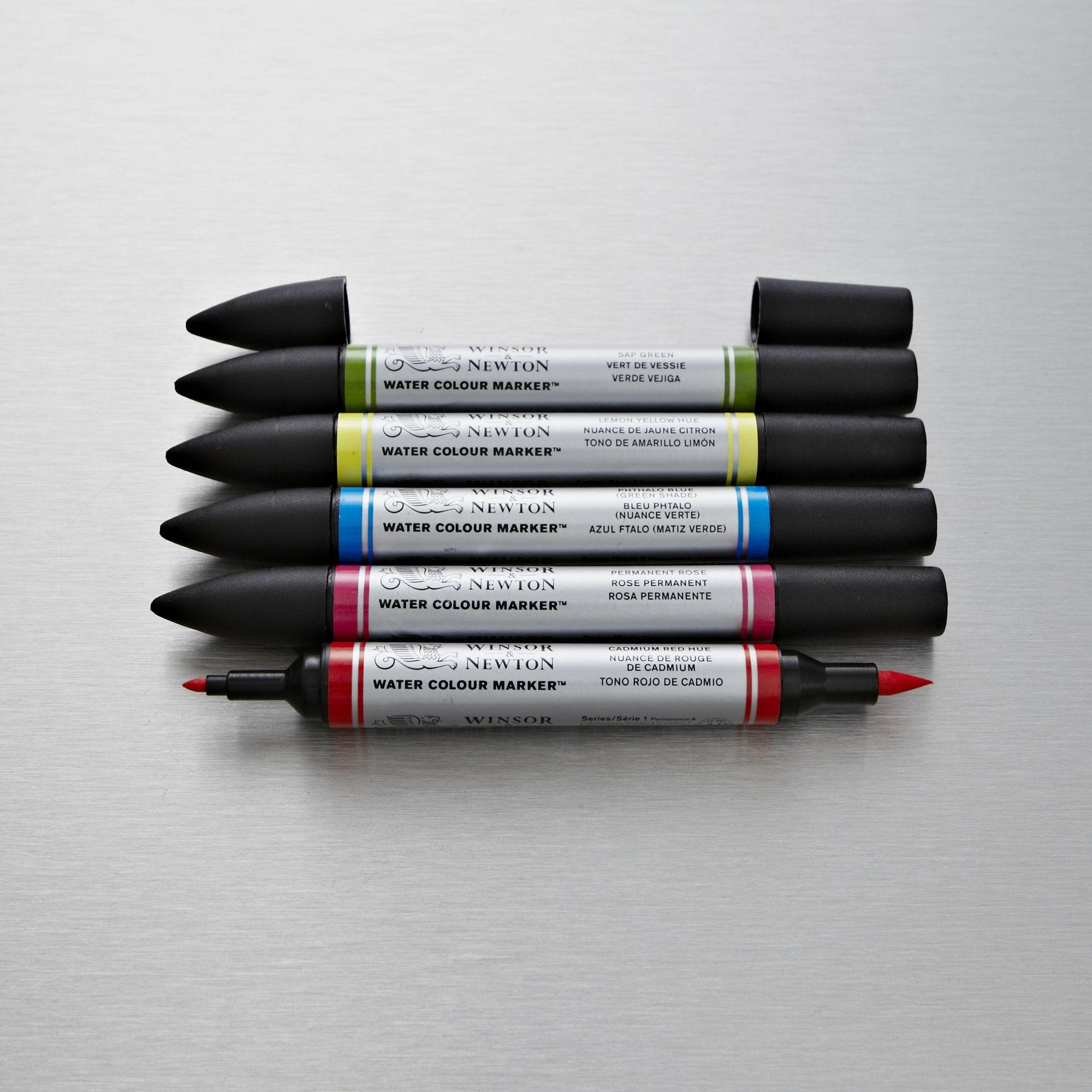 Winsor Newton Watercolour Marker Pen Watercolor Markers