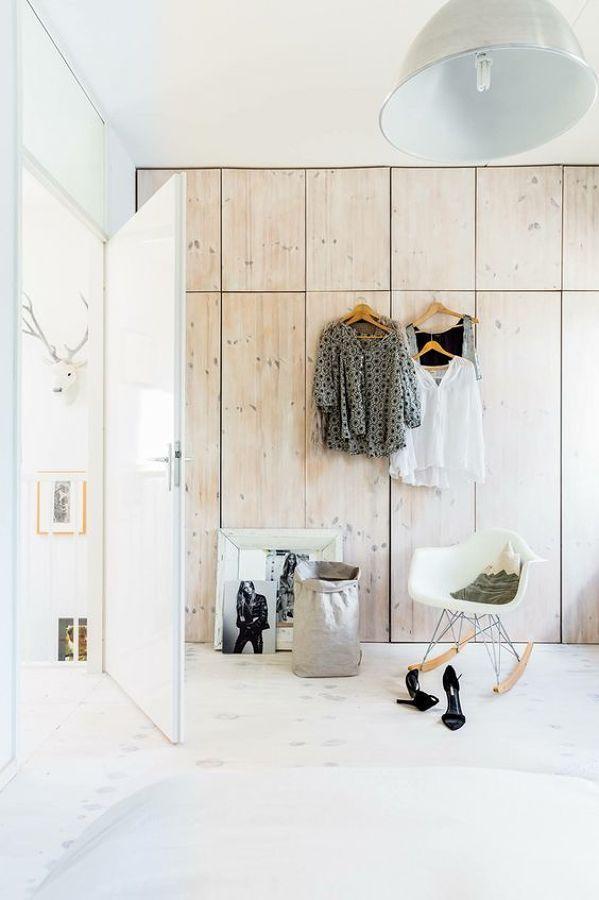 Armario pino deco interiores loft en 2019 armarios - Frisse puertas ...