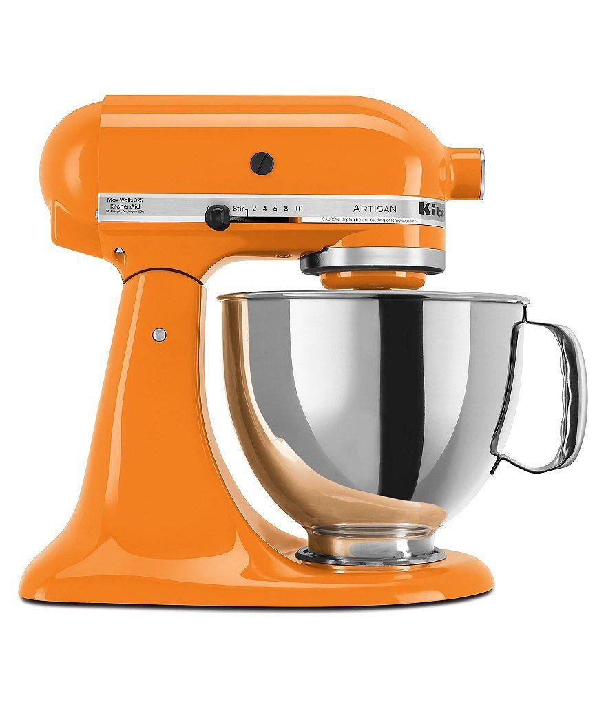 Kitchenaid artisan 5quart tilthead stand mixer