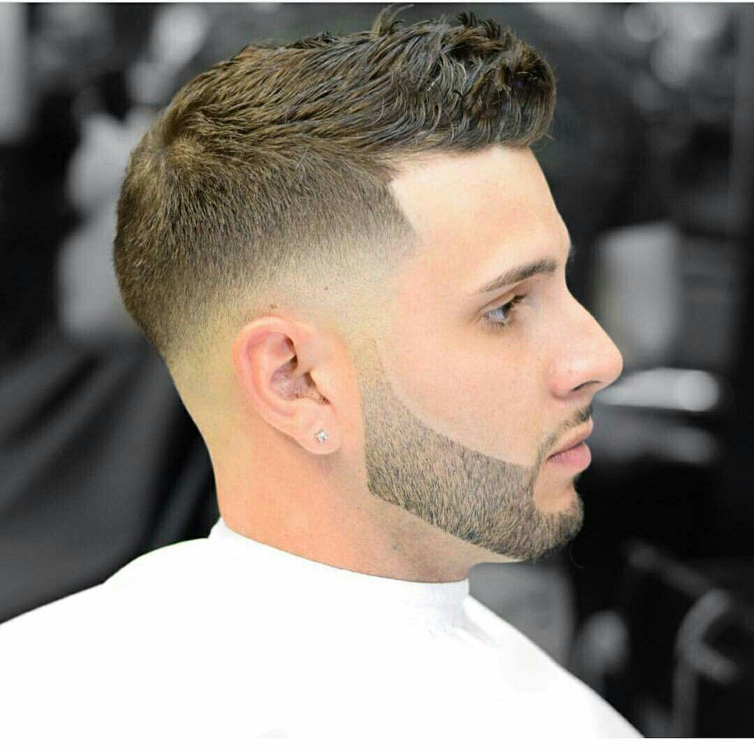 Corte de pelo la sombra