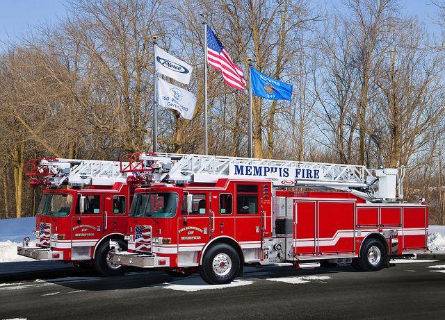 Pierce Memphis Tn 24739 1 2 With Images Fire Rescue Fire