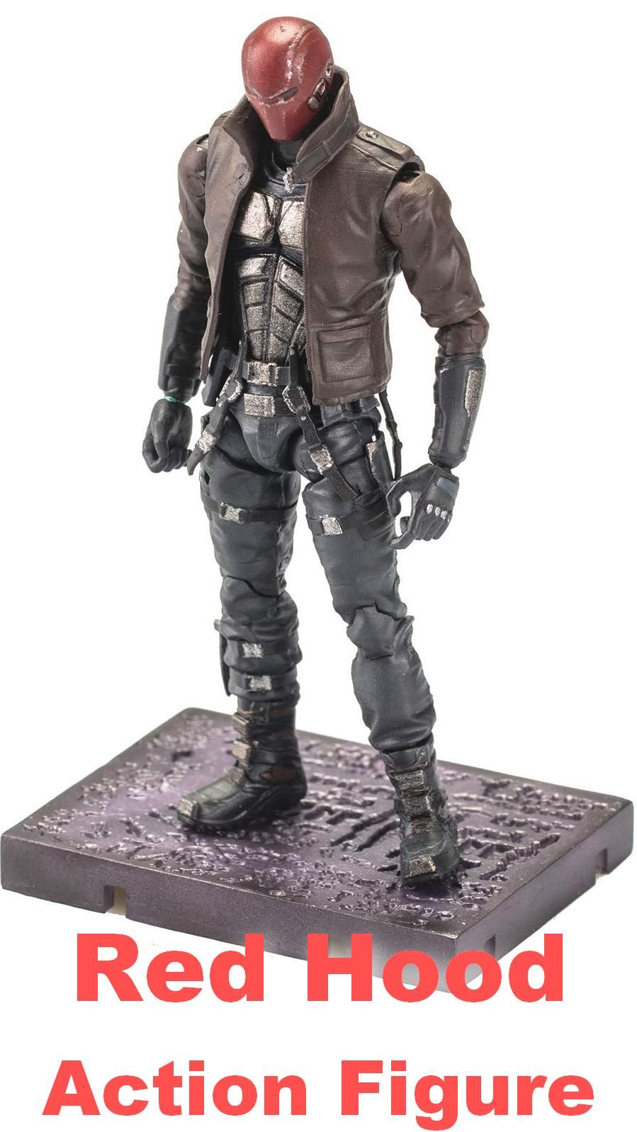 Red Hood Action Figure From Injustice 2 Action Figures Red Hood Dc Comics Action Figures