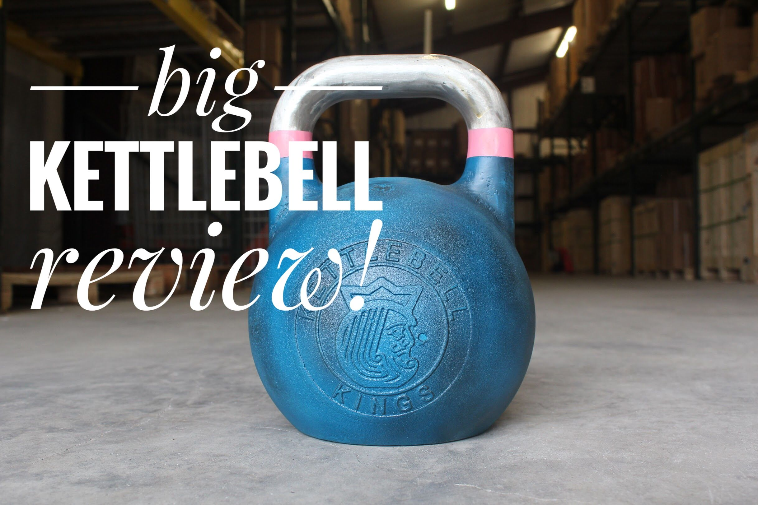 Comparing kettlebells by Kettlebell Kings and Rogue