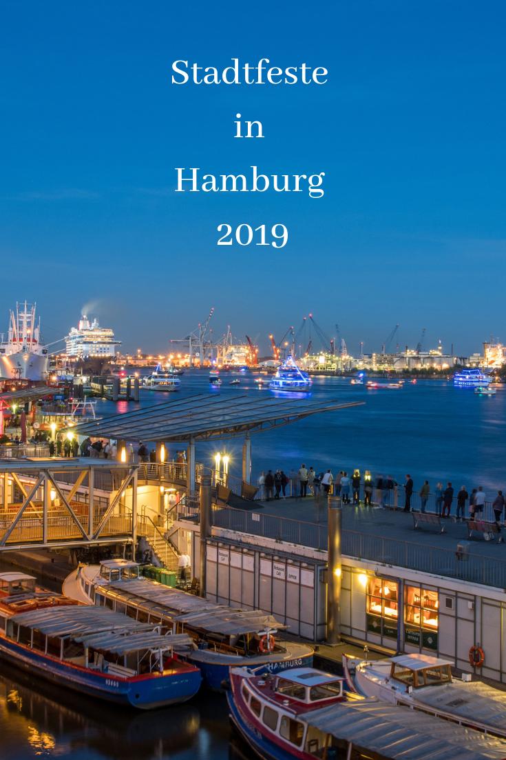 Stadtfeste 2019 in Hamburg #outdoorplätze   Hamburg, Asia ...