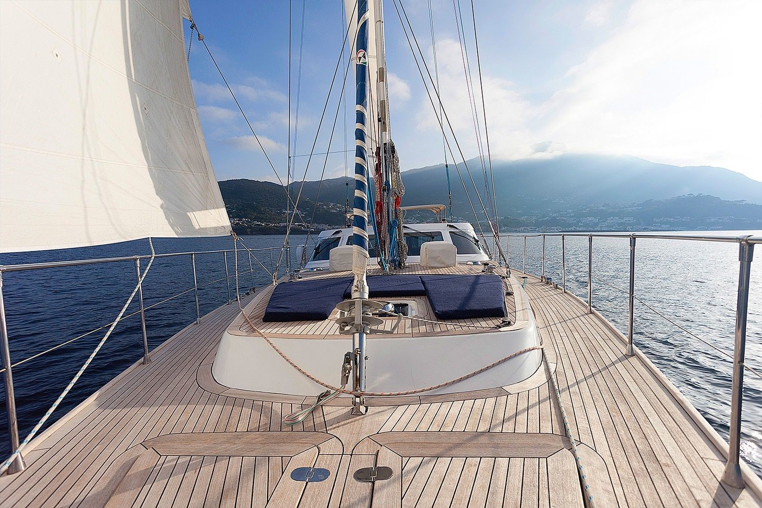 Charter YachtGulet Boat Italy by Yacht Boutique Gulet