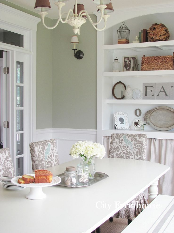 Budget Friendly Dining Room Reveal