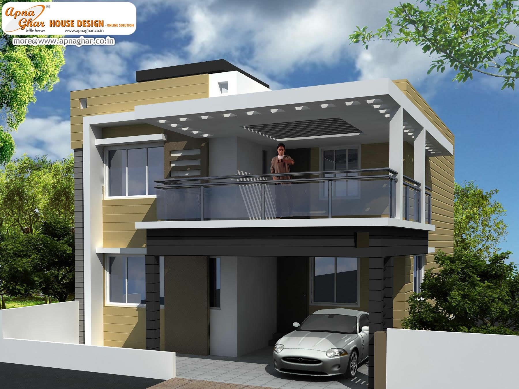 3d elevation elevation pinterest architecture exterior and click on this link http www apnaghar co in pre design house plan ag page 63 aspx to view free floor plans naksha and other specifications for this