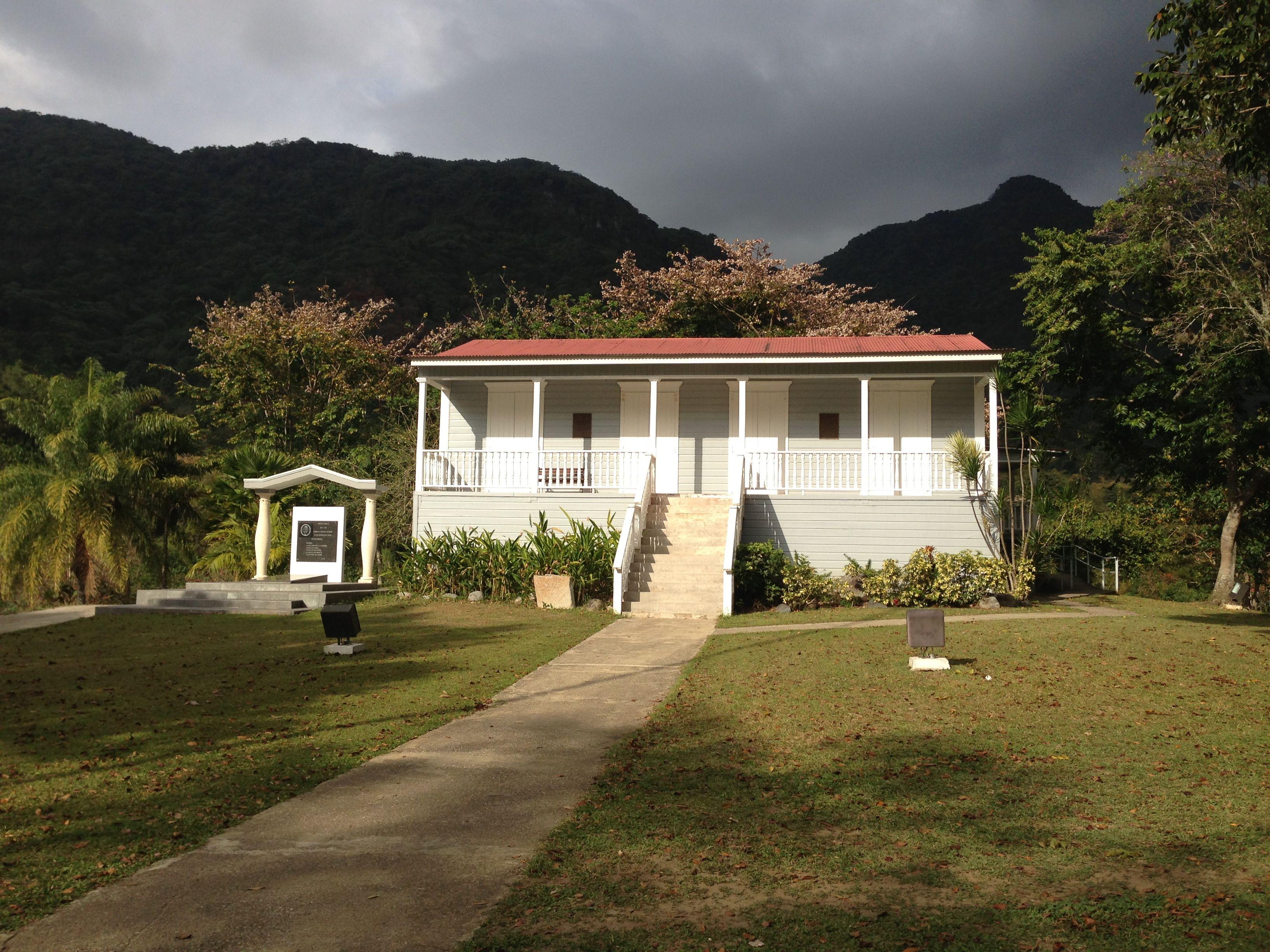 Casa Canales  Jayuya  P  R  Foto De Jovy