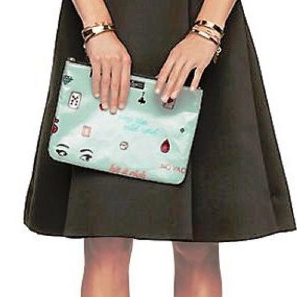 Kate Spade 'Daycation' Clutch/Pouch NO TRADES Lowball offers will be blocked! kate spade Bags Clutches & Wristlets