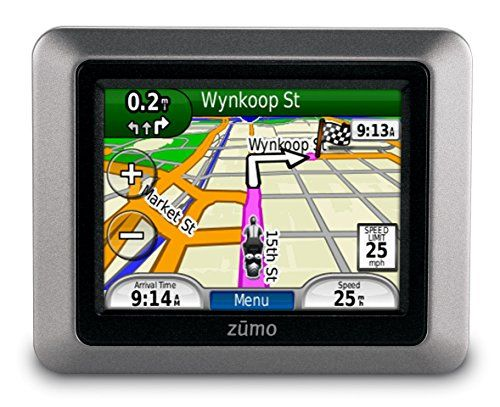 Garmin Zumo 220 3.5-Inch Bluetooth Motorcycle Gps Navigator, 2015 Amazon Top Rated Vehicle Tracking and Monitoring Modules #GPSorNavigationSystem
