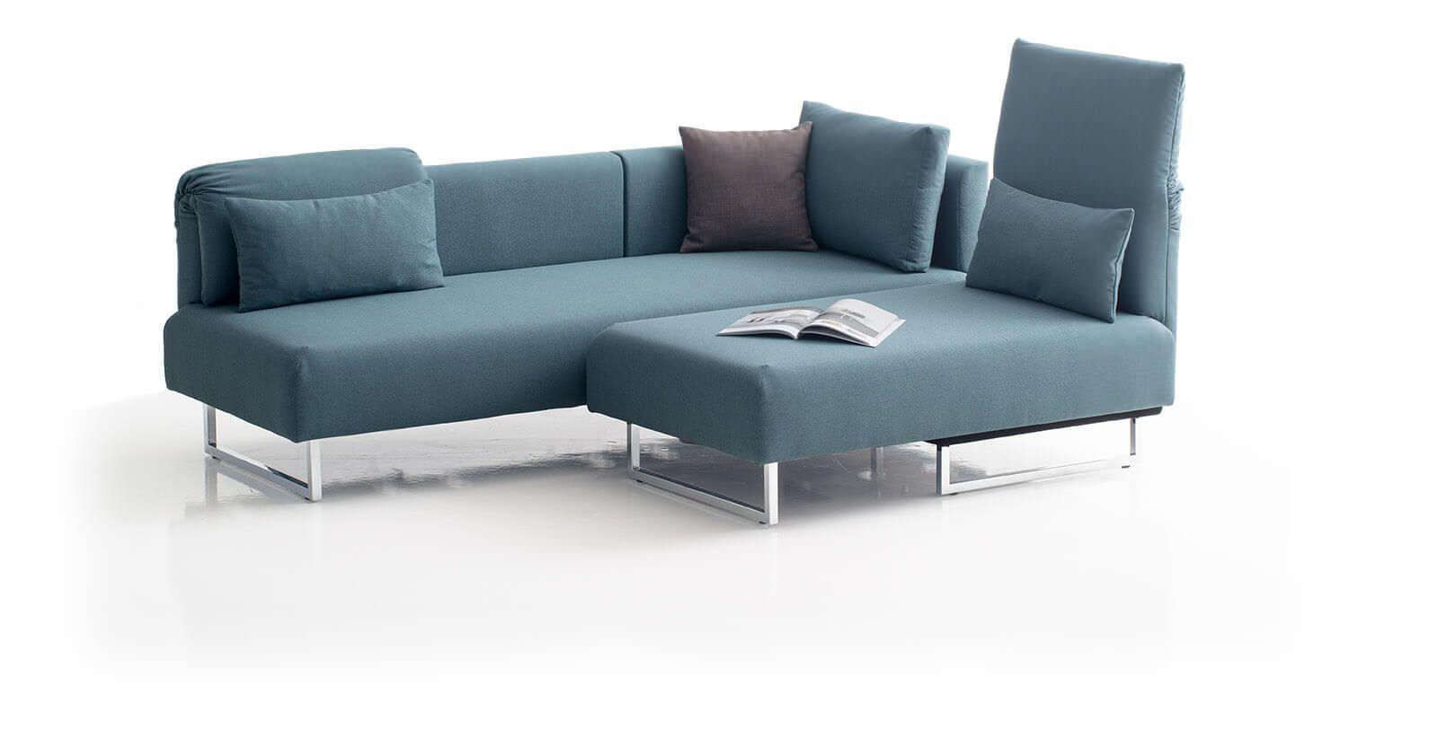 - Bed Sofa / Corner / Modular / Contemporary SCOTT By C. Heck Die