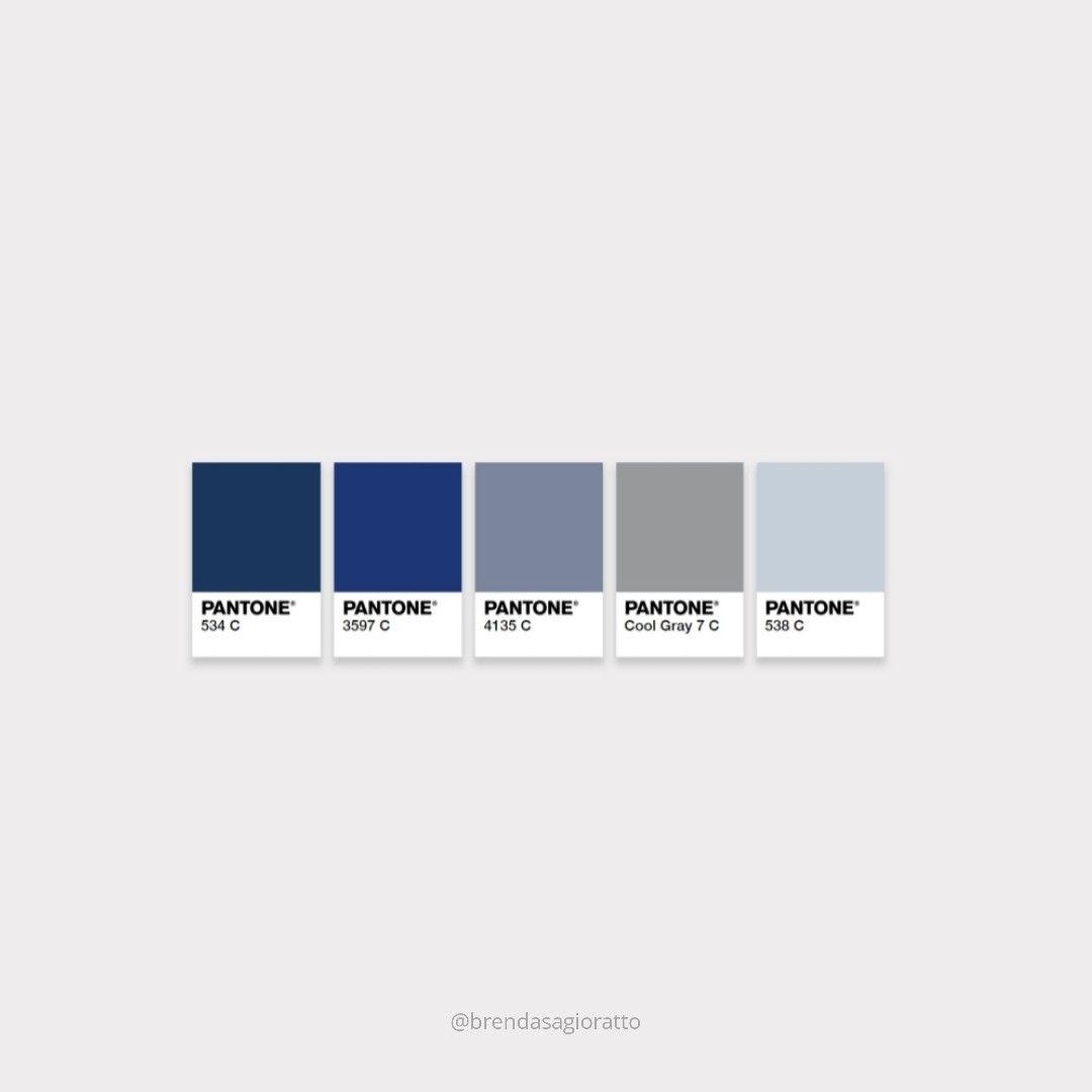 24 Tipos de azul