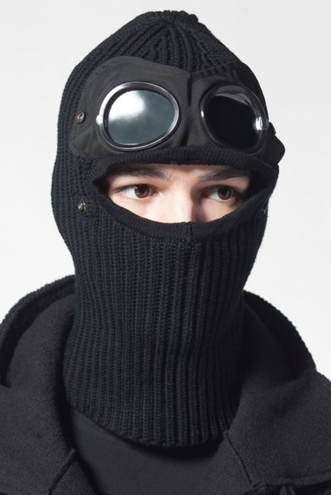 Cp Company Goggle Balaclava If I Was Allergic To Cold