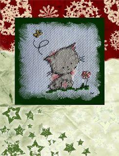 Cat kreatív oldala: január 2010