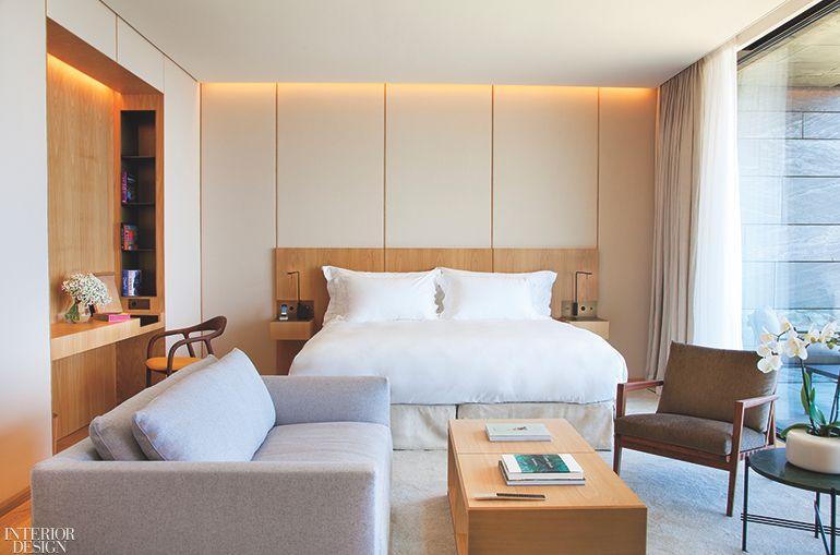 Mecanismo S Minimalist Vision For Akelarre Hotel In San Sebastian