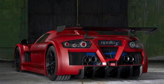 Gumpert Apollo S 2014, fotos y especificaciones | Carros101.com