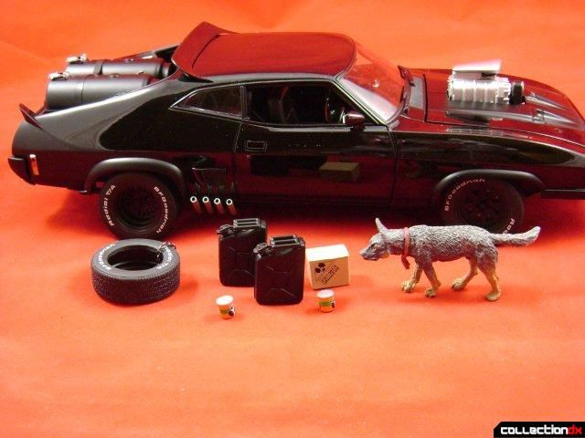 Mad Max 1974 Customized Ford Falcon Xb Interceptor The Last Of