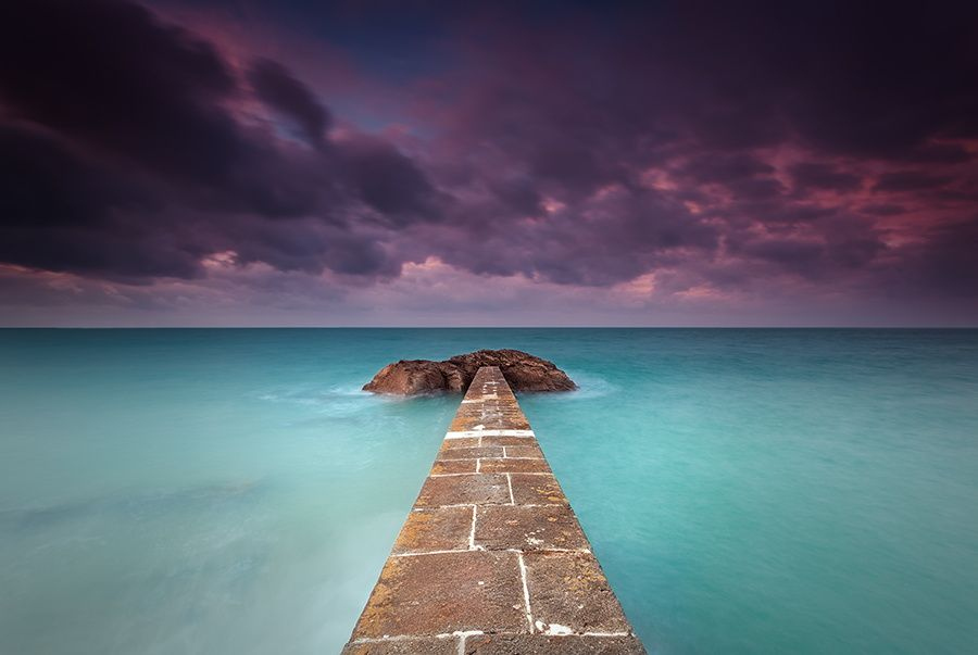 Plage+du+Sillon+@+Saint-Malo+(Brittany)+by+Eric+Rousset+on+500px