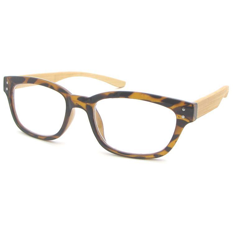 e6897c020d China Manufacturer Optimum Optical Wood Fashion Reading Glasses wood temple  PC frame glasses