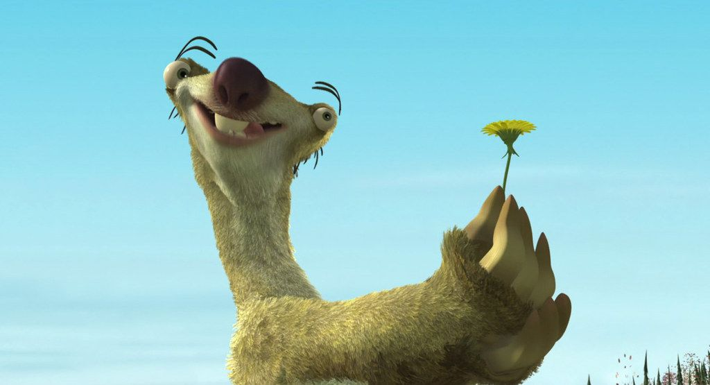 23 Times Sid The Sloth Was The Absolute Best