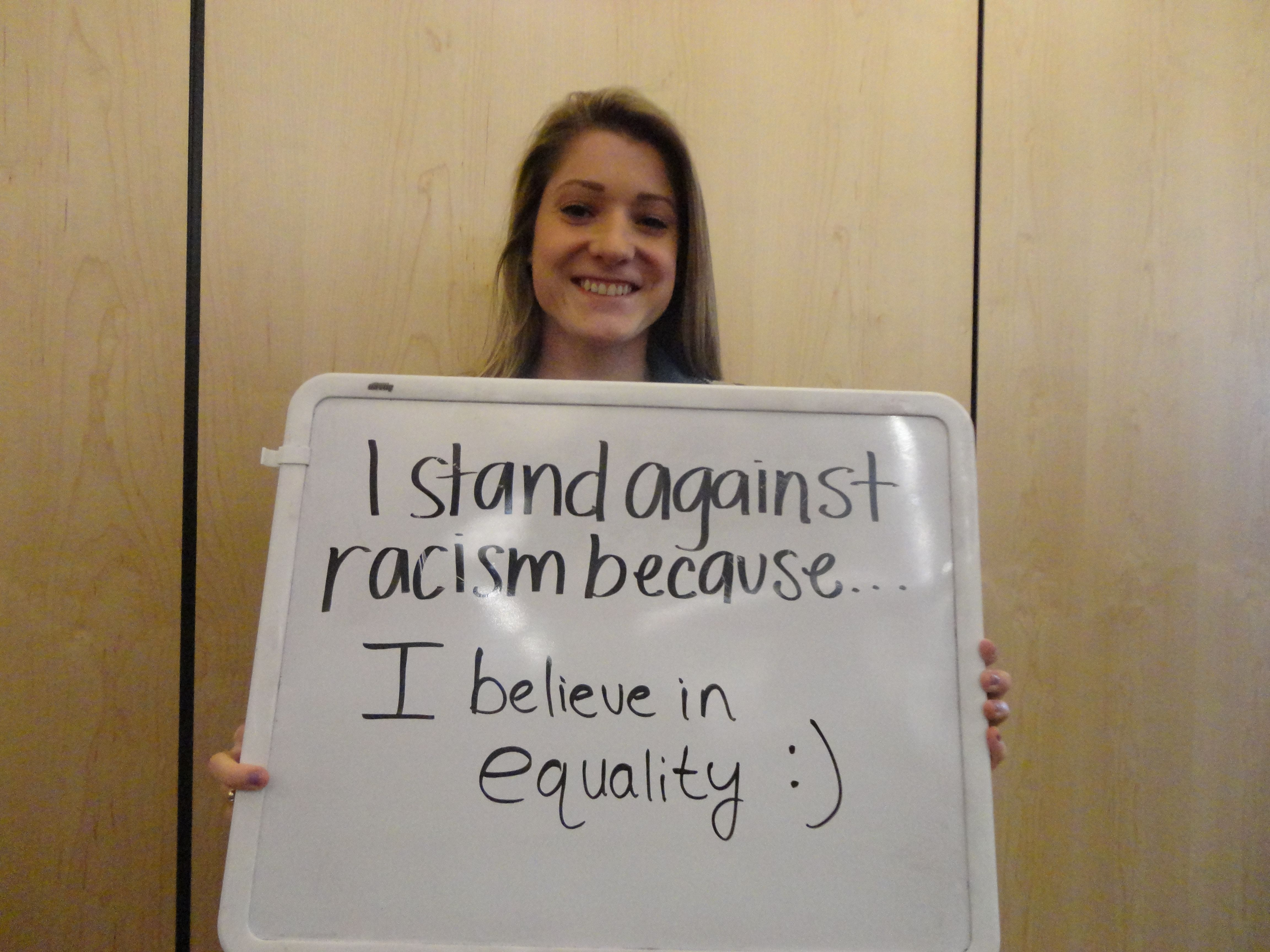I Believe In Equality