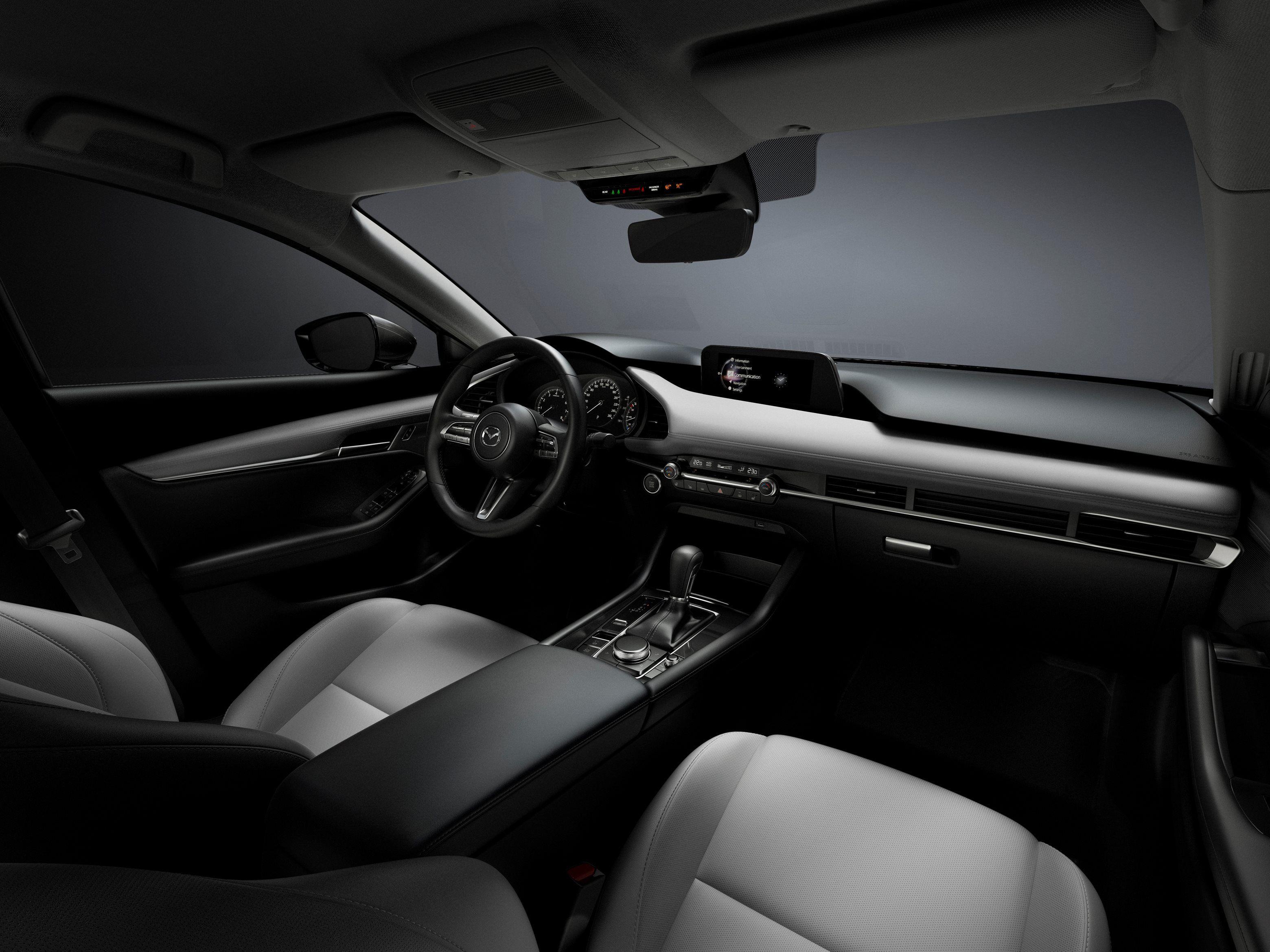 Mehr Unter Www Mazda At Modelle Mazda3 Mazda 3 Limousine Mazda 3 Mazda