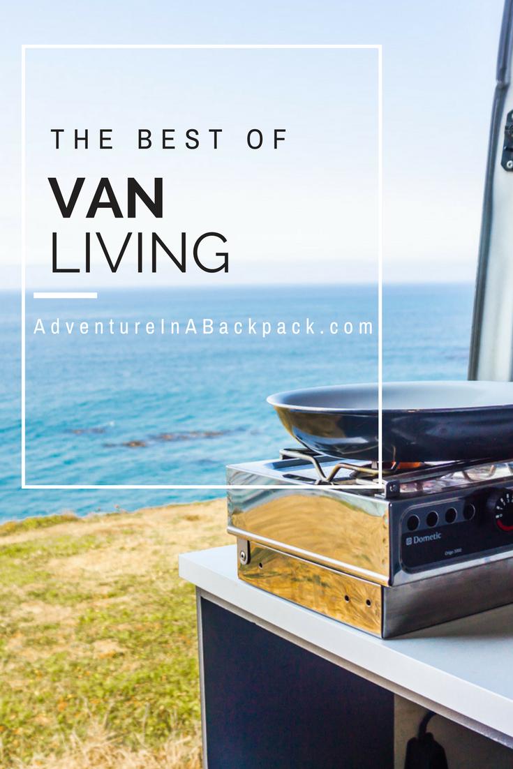 Best Things About Living In A Van Van Life Diy Campervan Camper Van Life