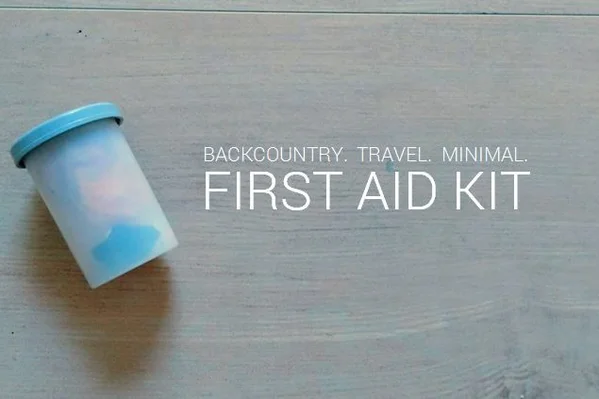 Backcountry First Aid Kit #firstaid Backcountry First Aid Kit : 6 Steps (with Pictures) - Instructables #firstaid