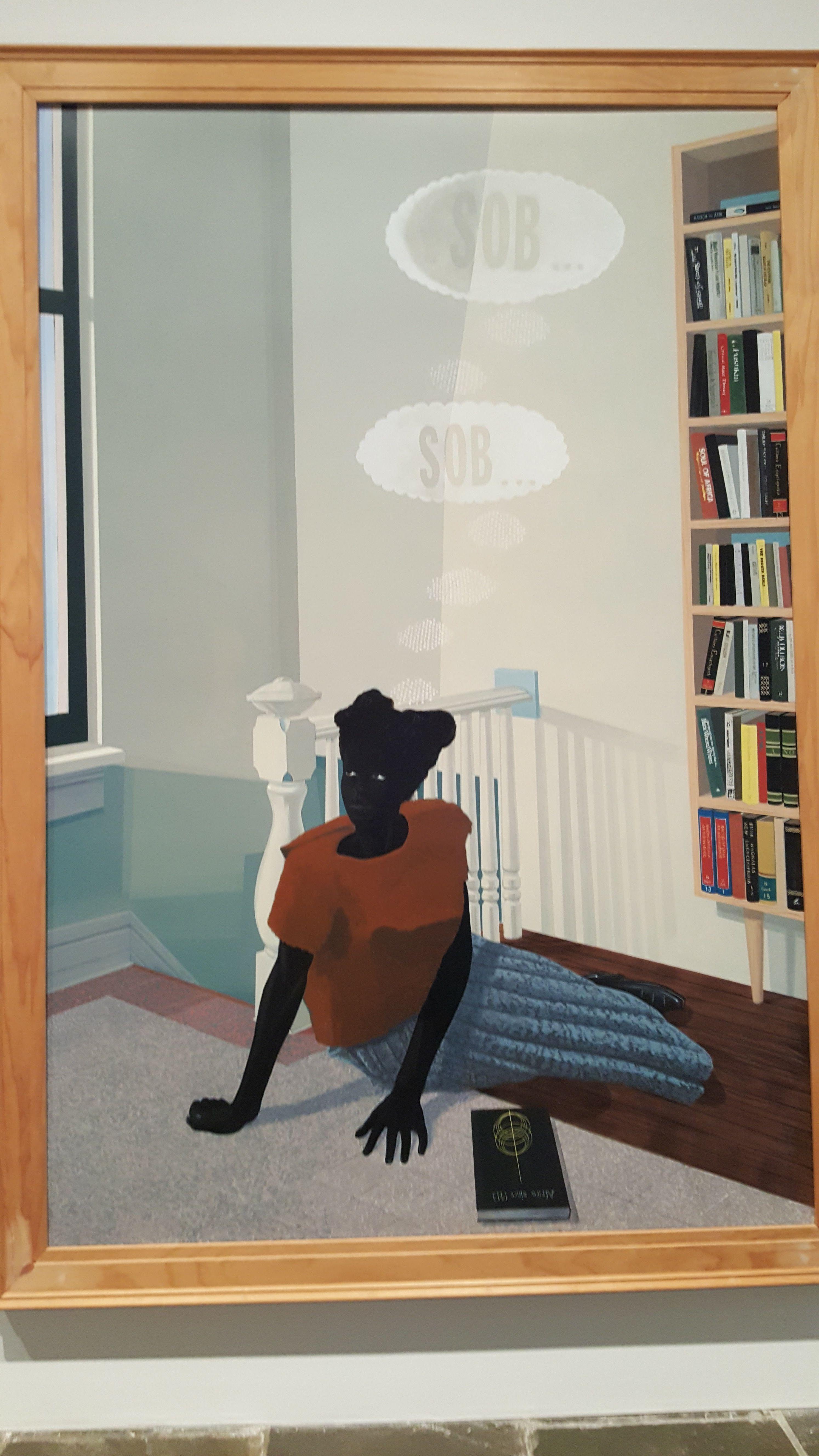 Kerry james marshall american art african american art