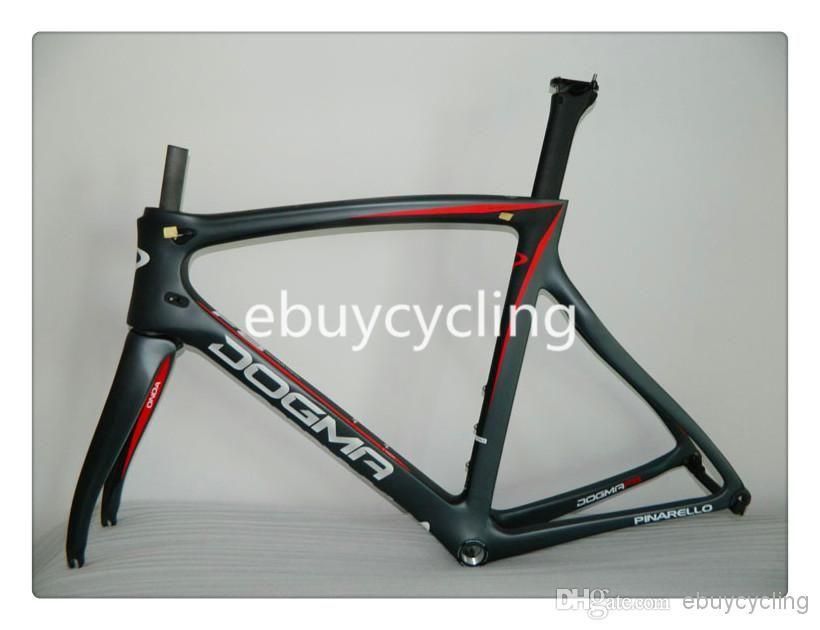 Made in China High Quantity Bike Frame Matte Finish Carbon Bike ...