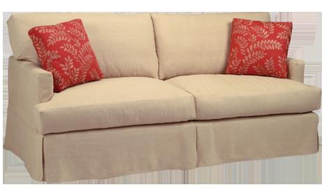 Four Seasons Casual Custom Slipcover Townhouse Sofa Morgan 78 W X 37 D 36 H From 1 199 00