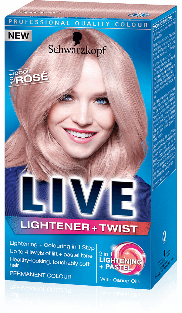 Supporting image for 101 Cool Rose | hair colour | Pinterest ...