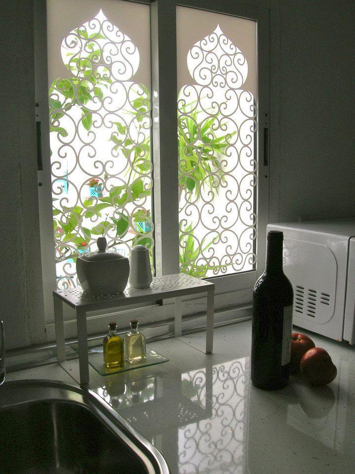Vinilo decorativo para ventana id es - Vinilos para ventanas de cocina ...