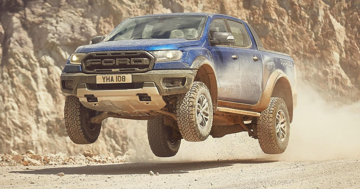 Next Gen Ford Ranger Raptor Should Come To The Us Report Says
